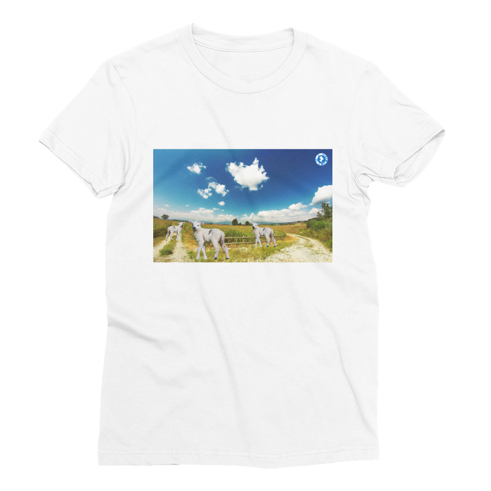 "Women's Short Sleeve T-Shirt - ""Easter Egg Hunt"" - Augmented Reality!"