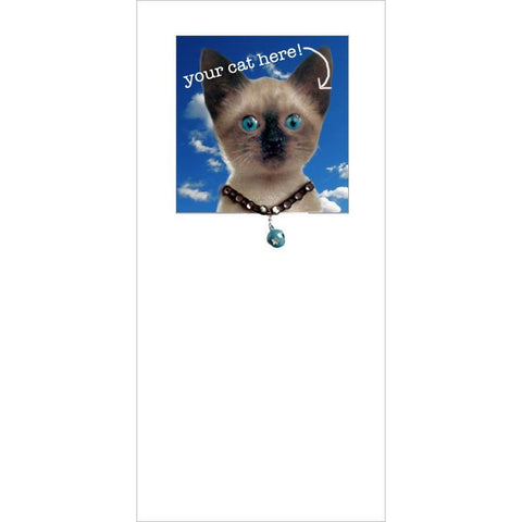 Posh Pawz Your Own Cat/Dog Greeting Card