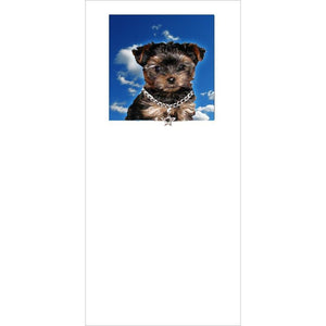 Posh Pawz Chihuahua/All Breeds Puppy Valentine's Greeting Card