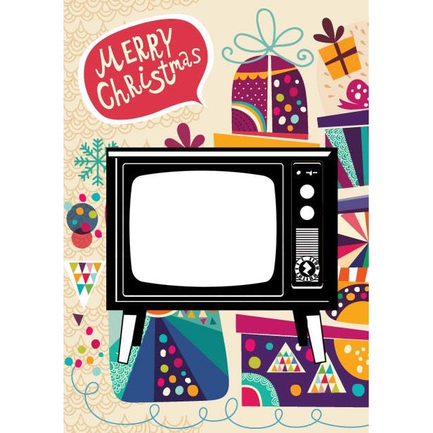 Zapz christmas retro television tv video augmented reality greetings zapz christmas retro television tv video augmented reality greetings m4hsunfo