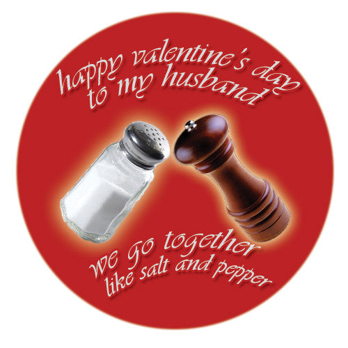 shakers 'n' movers salt and pepper valentines greeting cards