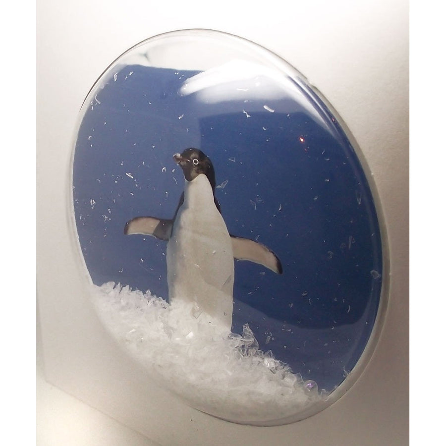 Shakers 'n' Movers Xmas Penguin SnowDome Season Greetings
