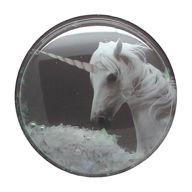 Shakers 'n' Movers Christmas Unicorn Greetings