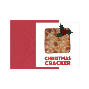 Christmas Cracker Square Greetings