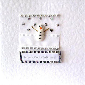 Snowman Greeting Designs