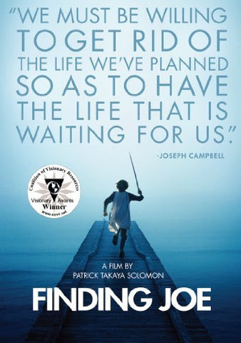 FINDING JOE DVD Patrick Solomon | Cygnus Books