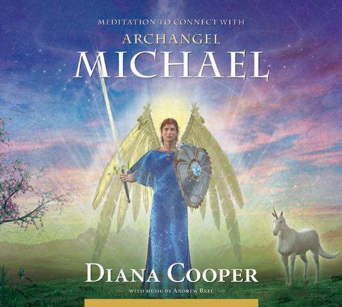 Meditation To Connect With Archangel Michael (CD) by Diana ...