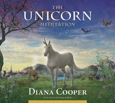 The Unicorn Meditation (CD) by Diana Cooper