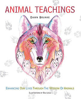 ANIMAL TEACHINGS Dawn Brunke | Cygnus Books