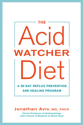 ACID WATCHER DIET Dr. Jonathan Aviv