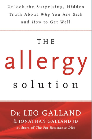 ALLERGY SOLUTION Dr Leo Galland