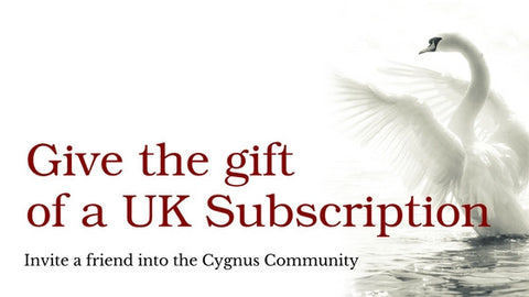 Cygnus Annual Gift Membership - UK