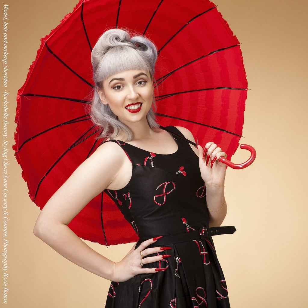 Betty Walk In The Park DressDressRetro - Cherri Lane 50's Vintage Inspired Pinup Rockabilly & Alternative Clothing Australia
