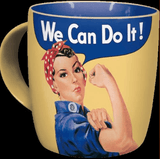 Mug We Can Do It