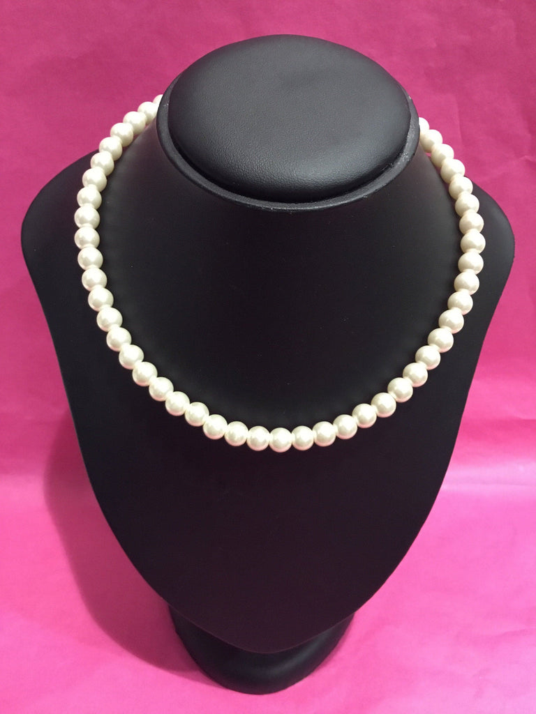 Coloured Pearl Necklace