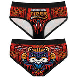 Period Panties - Crotching Tiger