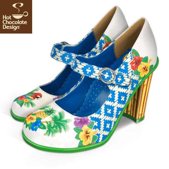 Tropic Double topping Heels