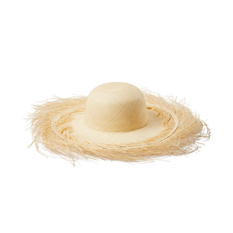 The Ibiza Straw Hat