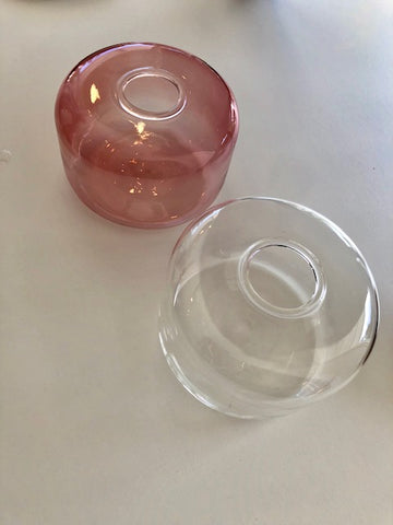 The Simple Clear Bud Vase