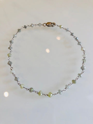 The Grey Diamond Bracelet