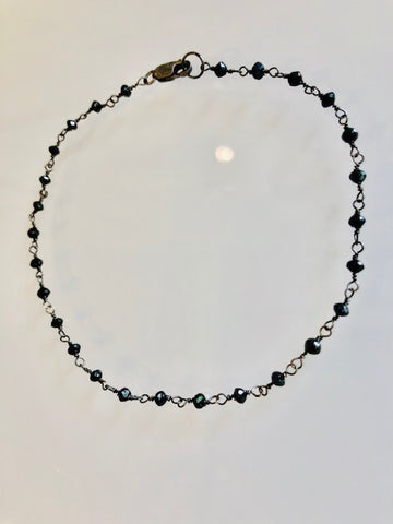 The Black Diamond Bracelet