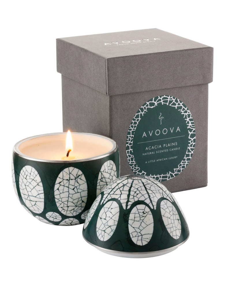 Avoova Ostrich Egg Candles