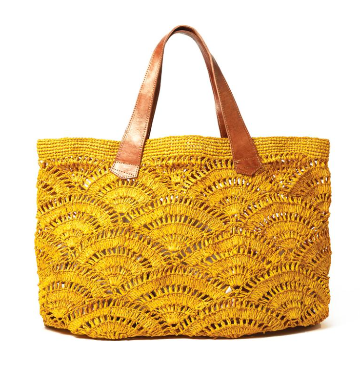 Mar Y Sol Tulum Crocheted Carryall