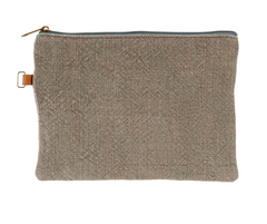 The Soft Jute Pouch