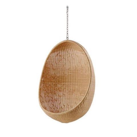 The Hanging Egg Chair, indoor/outdoors - Nanna Ditzel
