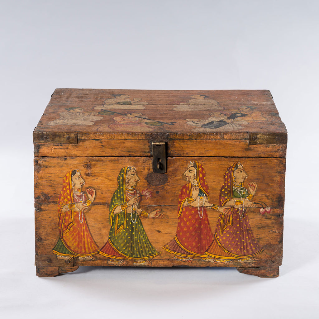 Antique Temple Trunk, Musicians