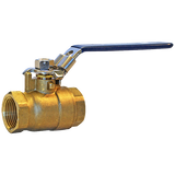 AMERICAN VALVE 34-in Brass In-Line Ball Valve