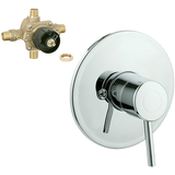 GROHE Chrome TubShower Trim Kit