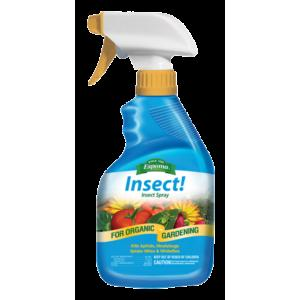 Espoma INSECT! Natural Insect Control