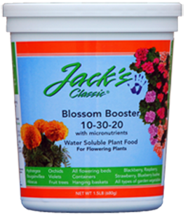 Jack's Classic Blossom Booster 10-30-20