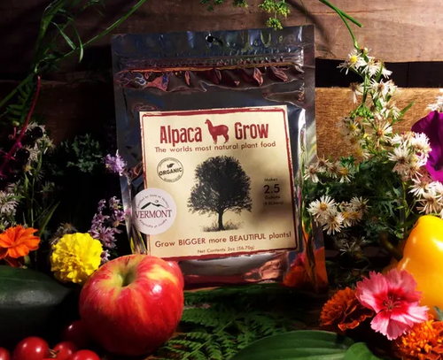 'Alpaca Grow' Natural Manure Fertilizer