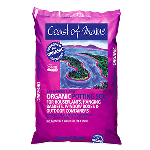 Coast of Maine Premium Potting Soil
