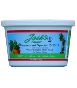 Jack's Classic Houseplant Special 15-30-15