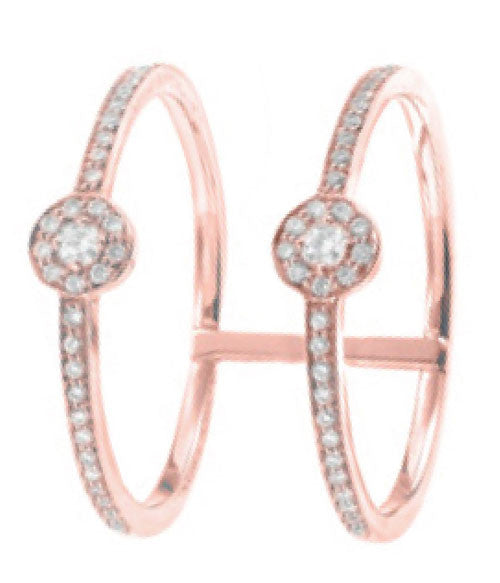 "Ring ""Must Have"" Pink Gold"