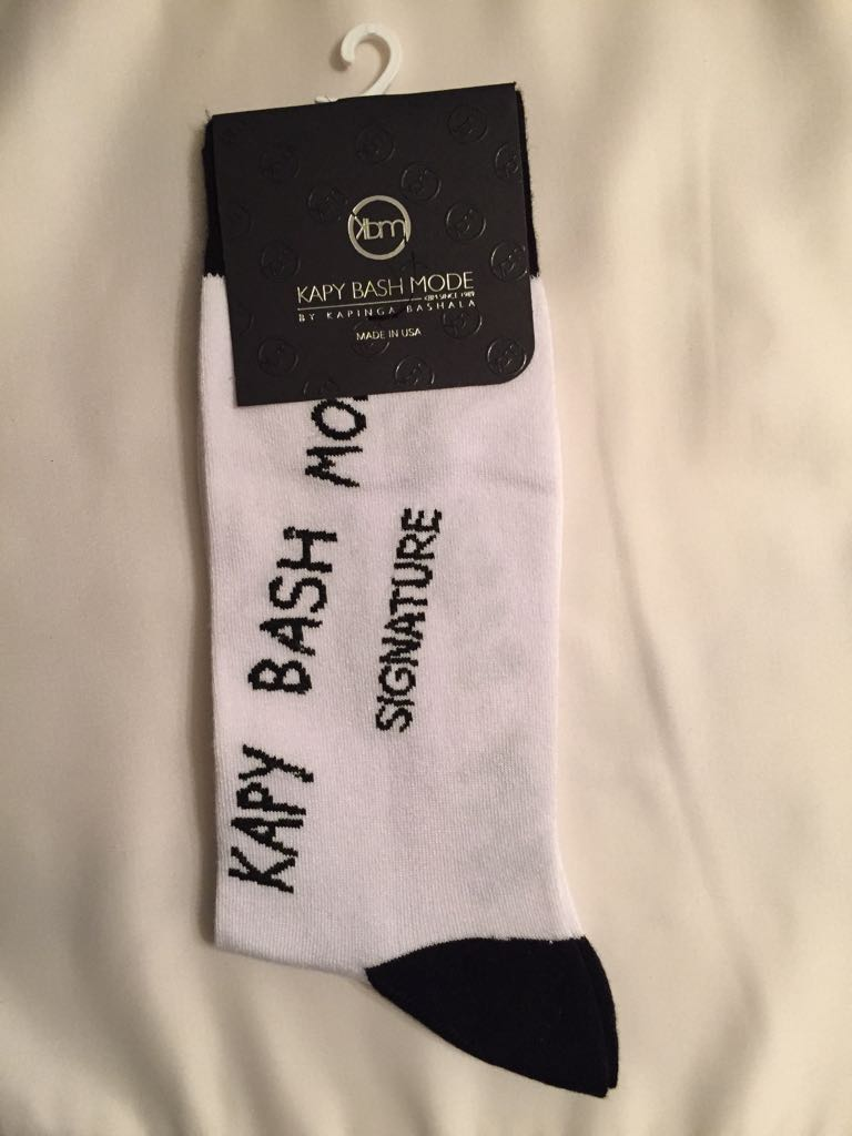 Unisex Signature Sock - Kapy Bash Mode