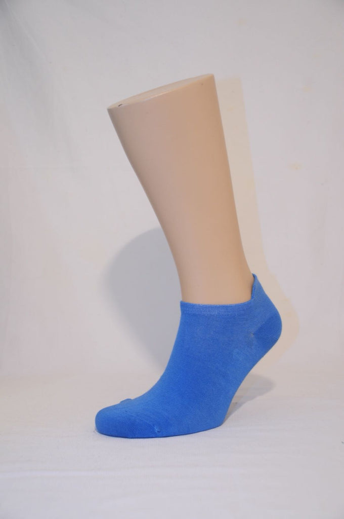 Unisex Light Blue Ankle Sock - Kapy Bash Mode