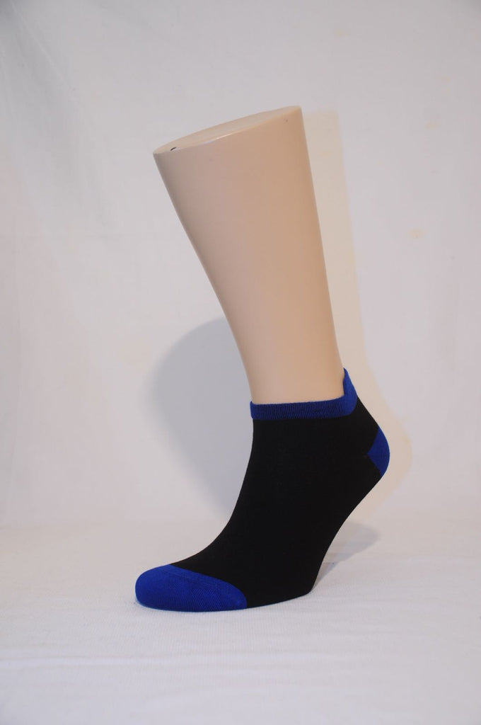 Unisex Black Ankle Sock - Kapy Bash Mode