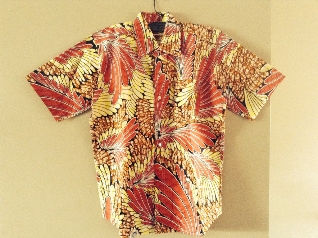 African Print Top - Kapy Bash Mode