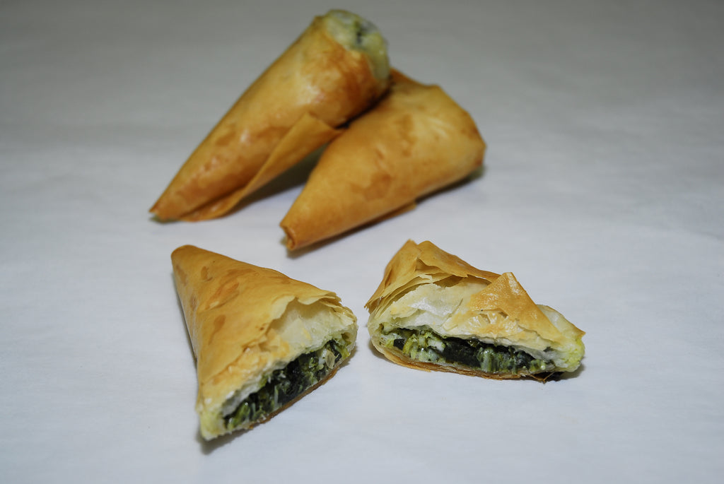 CYBER MONDAY SPECIAL - 20% OFF Our Spanakopita Appetizer!