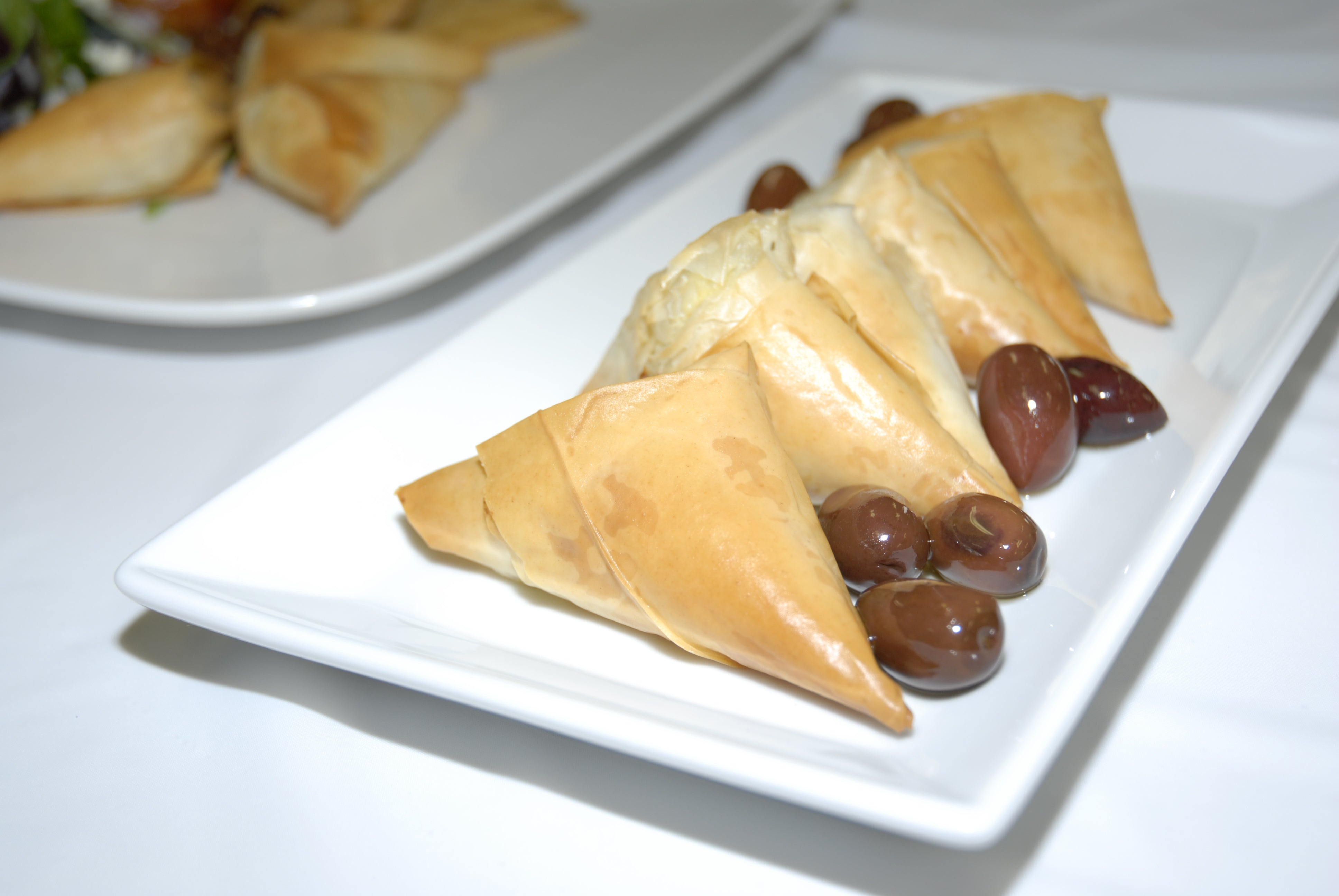 Tiropita with Kalamata Olives - Katina's Greek Foods