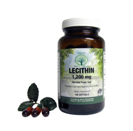 Lecithin supplement, natural nutra supplement