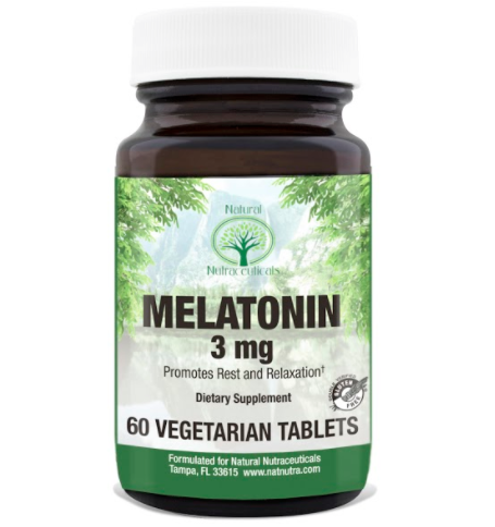 Melatonin, Natural Nutra