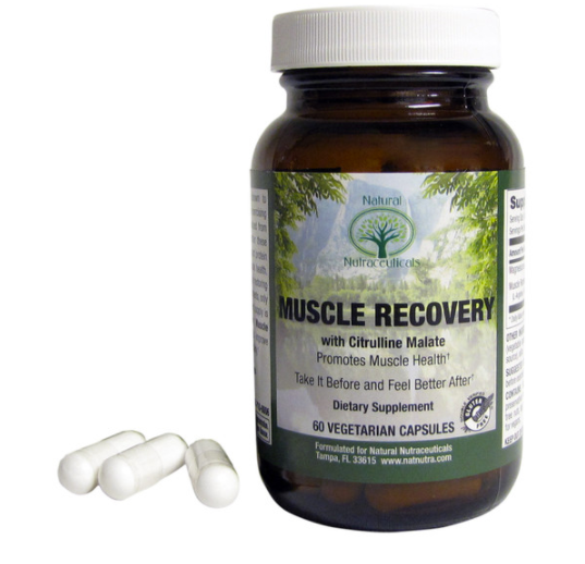 Natural Nutra, Muscle, Recovery