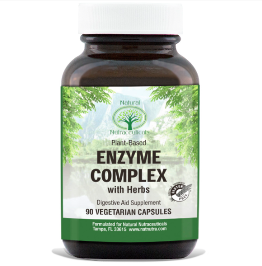 Natural Nutra, Enzyme Complex, digestive health