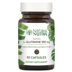 L-Glutamine - Natural Nutra