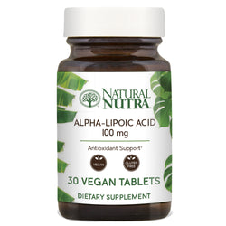Natural Nutra Alpha-Lipoic Acid